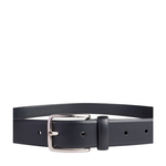 New Philip Men s Belt 34-36 Ranch,  black