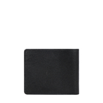 EE URANUS W4 RF MENS WALLET MANHATTAN,  black