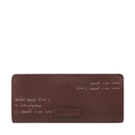 MANTRA W1 RF WOMENS WALLET SOHO,  brown