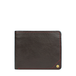 Asw004 (Rf) Men's wallet,  brown