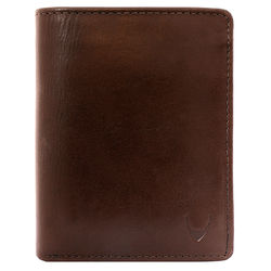 L108 Men's wallet, ranch,  brown