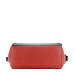 BOSS 01 WOMEN S SHOULDER BAG WAXED SPLIT,  red