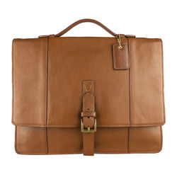 Maverick 02 Briefcase, regular,  tan