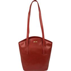 Bonn Handbag, ranch,  red