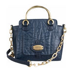 Wanda Women s Handbag, Elephant Ranch Mel,  blue