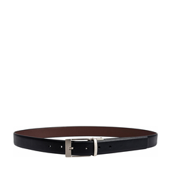 Alex Men's belt, Ranch, 38-40,  black
