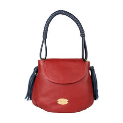 NAPPA 02 Handbag,  red