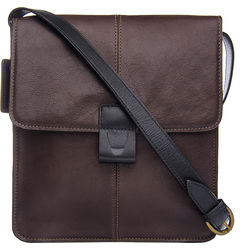 Arad 03 Crossbody,  brown, regular