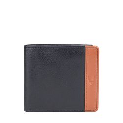PLUTO W1 SB (RF) Men's Wallet,  black