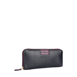 Meghan W3(Rfid) Women s Wallet, Cowdeer Melbourne Ranch,  black