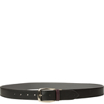 Cyril Men s Belt, Regular Ranch, 34-36,  black