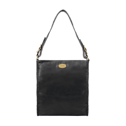 Rhubarb 01 Women's Handbag EI Goat,  black