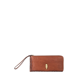 Kiboko W1 (Rfid) Women's Wallet, Kalahari Mel Ranch,  tan