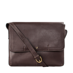 Ee Salvodor 01 Messenger Bag Siberia,  brown