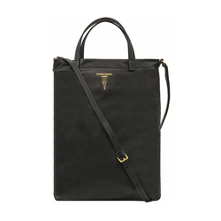 Roxanne Women's Handbag, Milano,  black