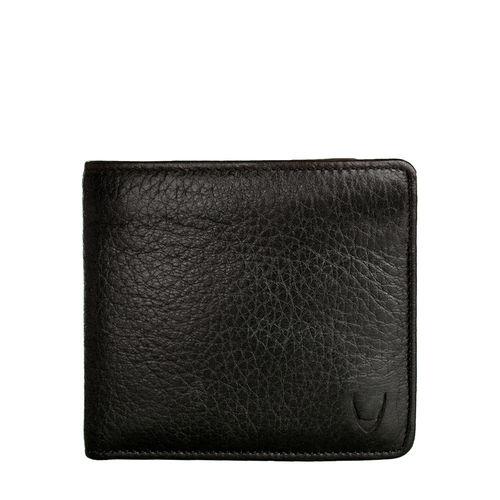 Shiraz Men s wallet,  black, deer