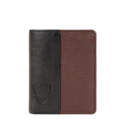 382-L108 RF MENS WALLET REGULAR,  black
