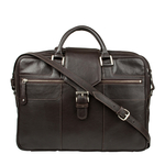 Golf 02 Briefcase,  brown, regular