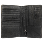 251-031f Men s Wallet, Siberia,  black