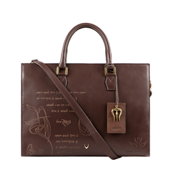 MANTRA 02 WOMENS HANDBAG SOHO,  brown