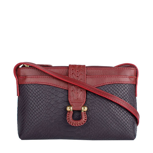 Ee Frieda W4 Women s Wallet, Snake,  aubergine