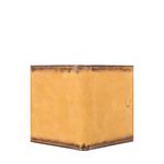 296 L105 (RFID) MENS WALLET CAMEL,  tan