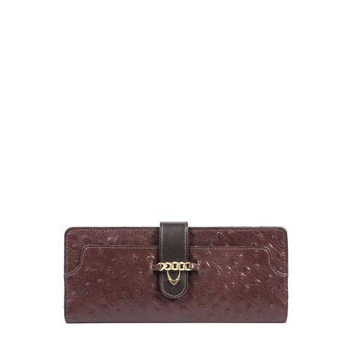Sb Atria W1 (Rfid) Women s Wallet Ostrich,  brown