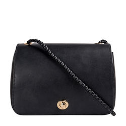 Charlyne 02 Women's Handbag, Dakota,  black