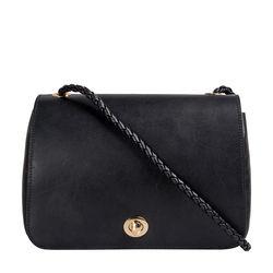 Charlyne 02 Women's Handbag, Dakota,  black