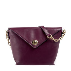 HIDESIGN X KALKI Uptown 01 Women's Handbag, Ranch,  cardinal