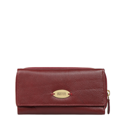 ASTRA W2 RF WOMENS WALLET REGULAR,  red
