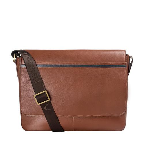 Sigmund 01 Messenger Bag, Regular,  tan