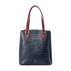 Scorpio 01 Sb Women's Handbag Croco,  midnight blue