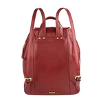 Plumette 01 Women s Handbag, Ranch Split Matching,  red