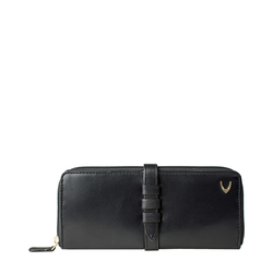 Heather W2(Rfid) Women's Wallet, Ranch,  black