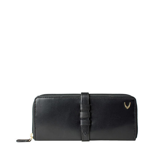 Heather W2 Women s Wallet, ranch,  black