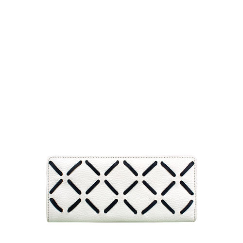 Kochab W1 (Rfid) Women s Wallet, Cowdeer Melbourne Ranch,  white