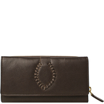 Polo W2 (Rfid) Women s Wallet, Ranchero,  brown