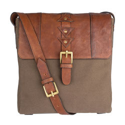 Simba 01 Men's Bag,  tan