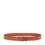 Ee Leanardo Men s Belt Glazed,  tan, 34
