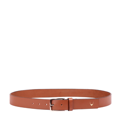 Ee Leanardo Men's Belt Glazed, 34,  tan