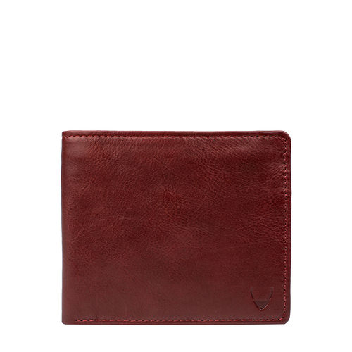 L107 N (Rfid) Men s Wallet, Regular,  red