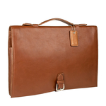 Ace Briefcase,  tan, regular