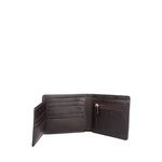 490 Men s Wallet, Regular Printed,  brown