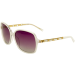 Riviera Women s sunglasses,  white