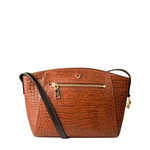 Bonnie 02 Women s Handbag, Croco Melbourne Ranch,  tan