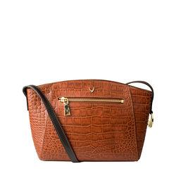 Bonnie 02 Women's Handbag, Croco Melbourne Ranch,  tan