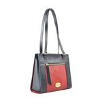 Libra 01 Sb Women s Handbag, Melbourne Ranch Snake,  black
