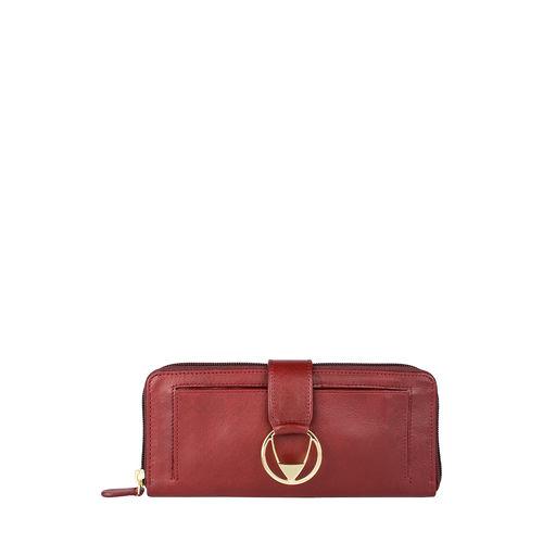 Liscio W2(Rfid) Women s Wallet, Soho Ranch Melbourne,  red