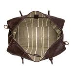 CHARLES 04 DUFFLE BAG REGULAR,  brown